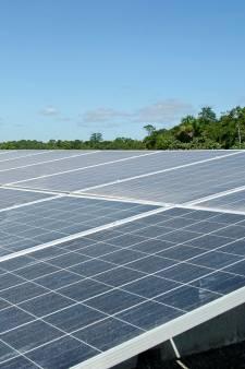 Boxmeer zet in op drie grote zonneparken