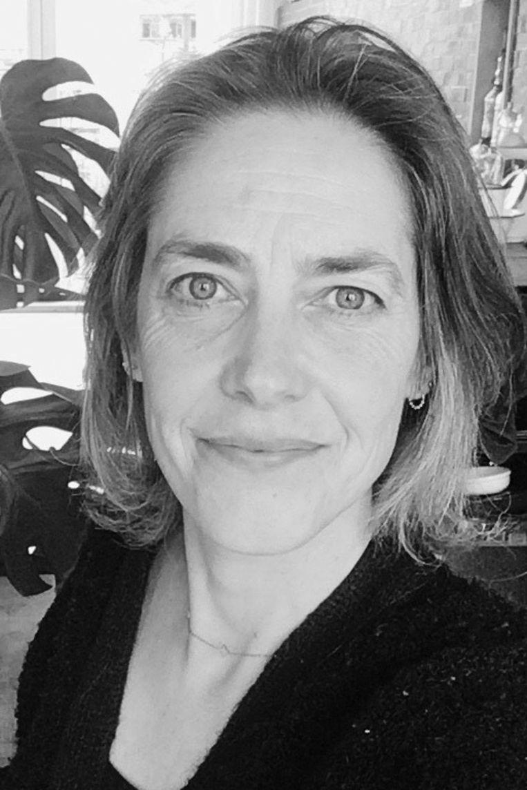Elles Besselsen is advocaat migratie- en nationaliteitsrecht bij Everaert Advocaten in Amsterdam. Beeld -
