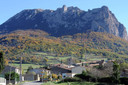 De Pic de Bugarach in Frankrijk.