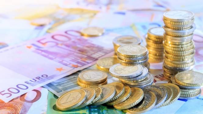 Belgen vergokken 616 miljoen euro in één jaar tijd