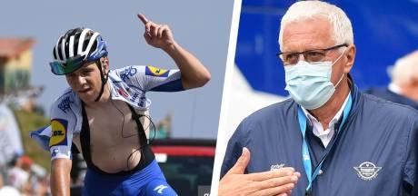 """Lefevere se confie sur la saison 2021 d'Evenepoel: """"Tour de France ou pas, ça dépend des JO"""""""