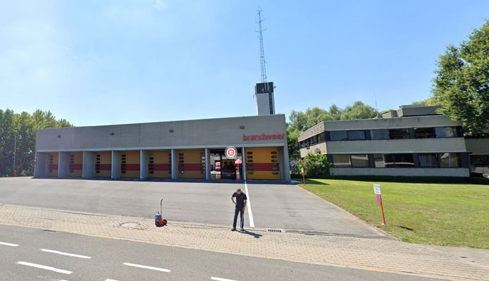 Er gaat extra aandacht uit naar de brandweerkazerne op Hoog Kortrijk.