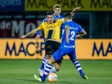NAC had meer dan een punt mee kunnen nemen uit Zwolle