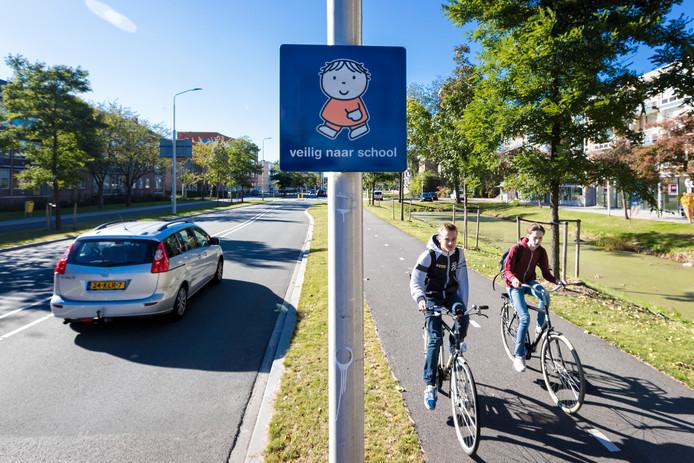 D66 De Ronde Venen wil Dick Bruna/borden plaatsen op plekken waar veel kinderen komen.