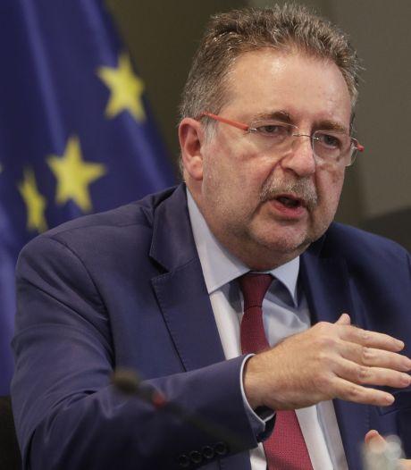 """Le port du masque maintenu tel quel à Bruxelles: """"La situation ne permet pas d'adopter les assouplissements"""""""