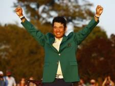 Japanse golfer Matsuyama schrijft geschiedenis met winst eerste major