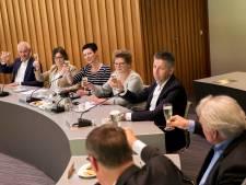 Presentatie coalitieakkoord en installatie wethouders Laarbeek