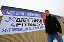 Dave Franken begint Anytime Fitness, een sportschool waar je 24/7 terecht kunt.
