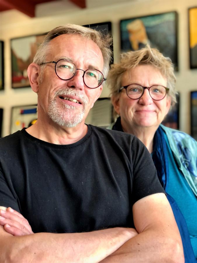 Martin & Riena Valkhoff - foto Willem Jongeneelen