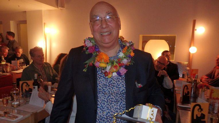 Rob Malasch, de ex-jarige Beeld Schuim
