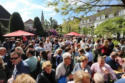 Breda Jazz Festival zit erop: 'We hebben geluk gehad met het weer'