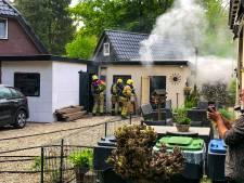 Brandweer Nunspeet wijst op brandgevaar van poetsdoeken: 'Goed uitspoelen en buiten weg leggen om te drogen'