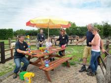 Corona nekt de Trotse Tafel in Zierikzee; concept krijgt tweede leven op beleefboerderij De Stelle