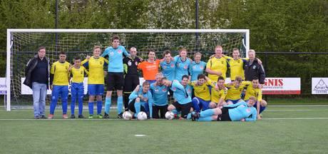 G-voetbalteam Vught wint eerste wedstrijd