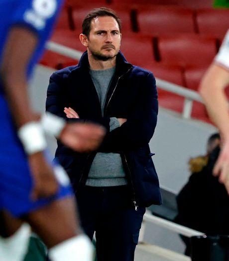 Lampard woedend op spelers na wanprestatie: 'Op zestig procent kan je niet winnen'