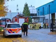 Lekkend vat met 1000 liter waterstofperoxide in Helmond gedicht