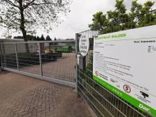 Maldense milieustraat opnieuw met sluiten bedreigd