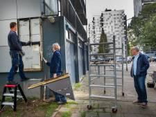Standvast Wonen haalt brandgevaarlijke gevelplaten van De Valckenaer