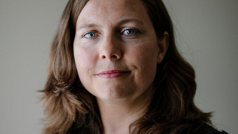 Bianca Buurman nam het initiatief tot de Wijkkliniek. 'Doordat in het ziekenhuis nauwelijks aandacht is voor herstel na het ontslag, moet de patiënt vaak opnieuw worden opgenomen.' Beeld Marc Driessen