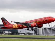 Les Diables vont voler à nouveau avec Brussels Airlines, mais depuis Charleroi