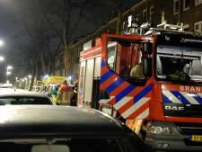 Twee gewonden door vergiftiging koolmonoxide in Rotterdam