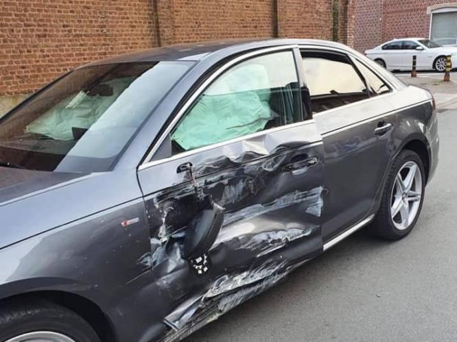 """Automobilist bekomt na aanrijding door dieven: """"Mijn auto kreeg een stevige duw, even kon ik niet helder nadenken en toen kwam de pijn"""""""