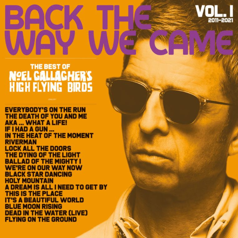 'Back the Way We Came, Vol. 1: 2011-2021' is nu uit bij Sour Mash Records. Beeld RV