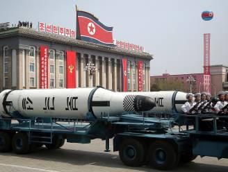 """Noord-Korea lanceert opnieuw raket: VS en Zuid-Korea bekijken """"militaire reactie"""""""