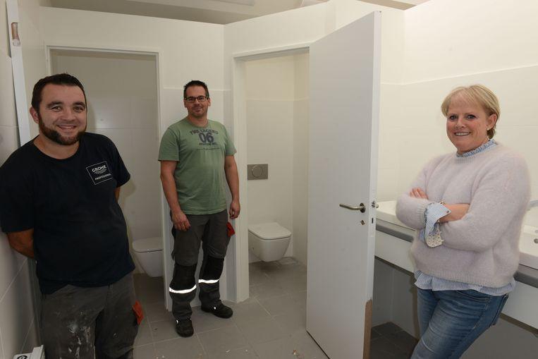 Nieuwe openbare toiletten aan Minnewater