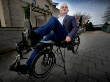 Jan Windey (die zelf een spierziekte heeft) rijdt zaterdag sponsortocht voor Tour du ALS
