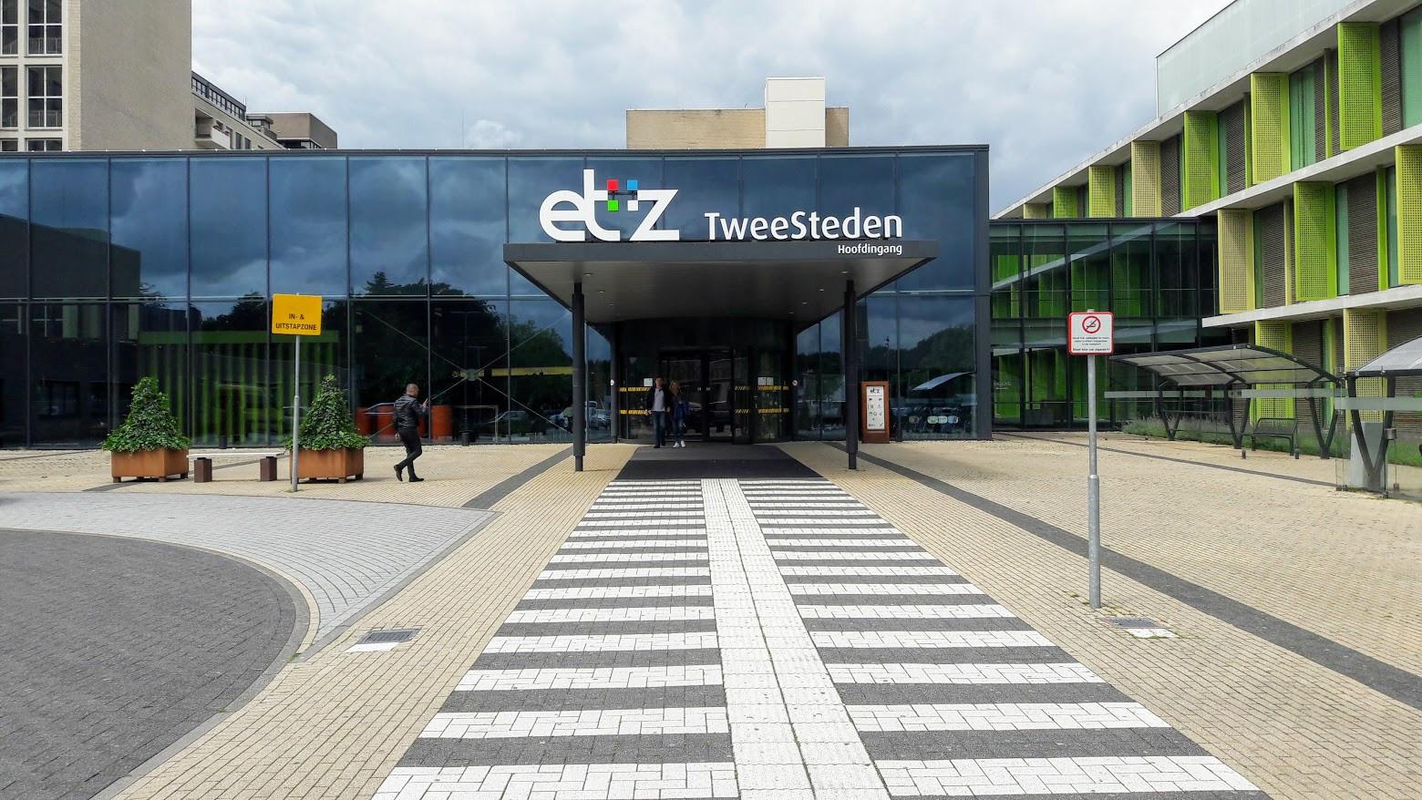 Het ETZ in Tilburg, locatie TweeSteden.