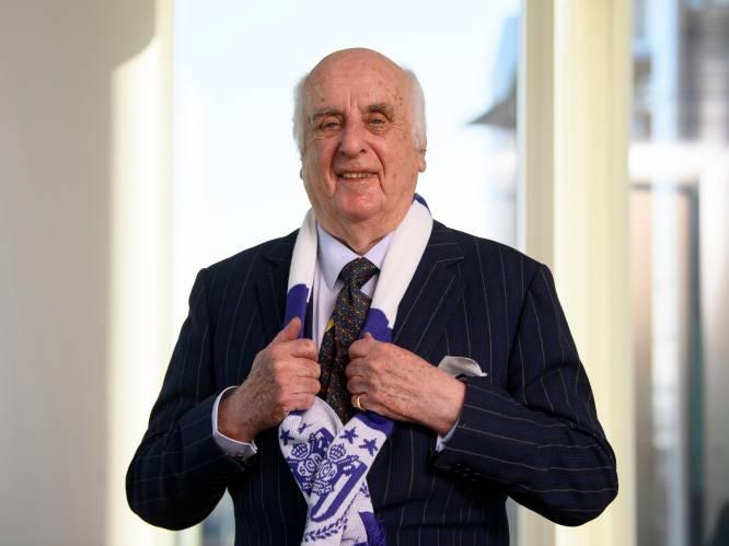 """B-aandeelhouder Étienne Davignon over de financiële toekomst van Anderlecht: """"Meneer Coucke is zéér belangrijk, maar ook wij zijn geen tuinkabouters"""""""