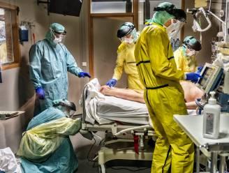 """Noodkreet uit zorgsector: """"Italiaanse toestanden niet veraf in onze ziekenhuizen"""""""