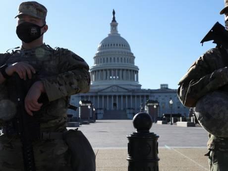 Le Capitole sous sécurité renforcée face à une menace d'attaque par une milice