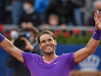 Rafael Nadal niet zonder moeite voorbij Ilya Ivashka, uitsluiting voor Fognini