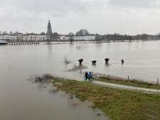 Vijf vragen over hoog water in de IJssel, van Zutphen tot Wijhe