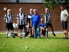 Oud-topsporters Okker en Vriesekoop geven Almelose Old Stars een sportief zetje