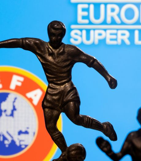 L'UEFA sanctionne neuf des douze clubs à l'origine du projet Super League