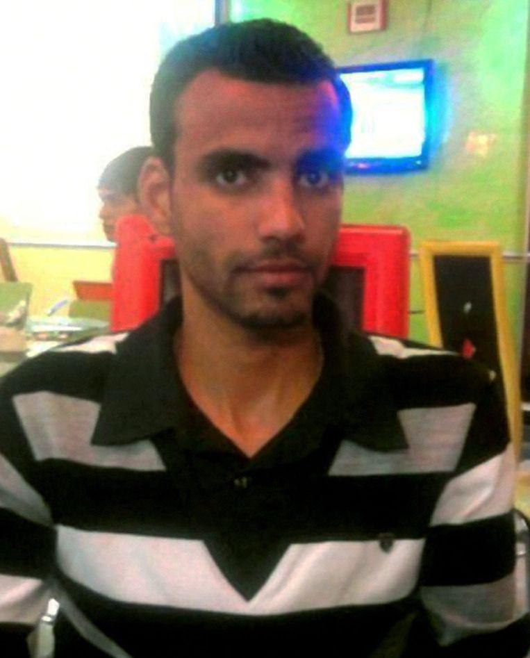 Mohamed Bouazizi Beeld EPA