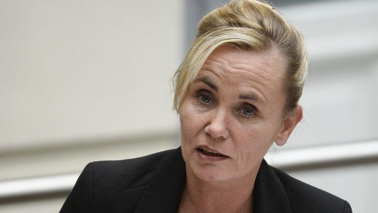 Minister van Wonen Liesbeth Homans.