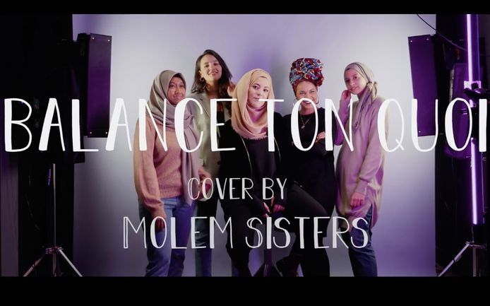 Videoclip Angèle: Still uit video