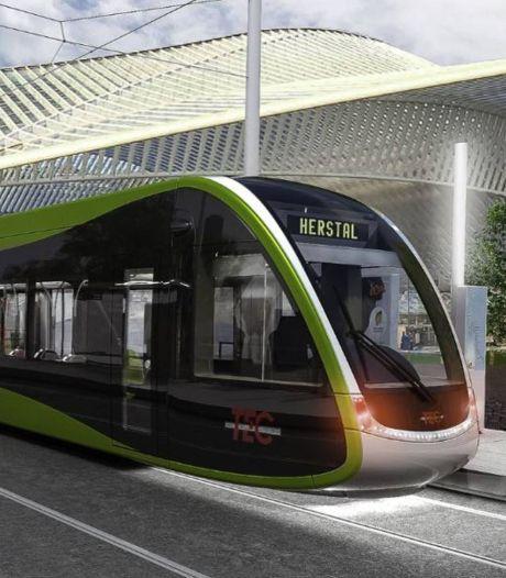 Le tram liégeois sera étendu à Herstal et Seraing d'ici 2026