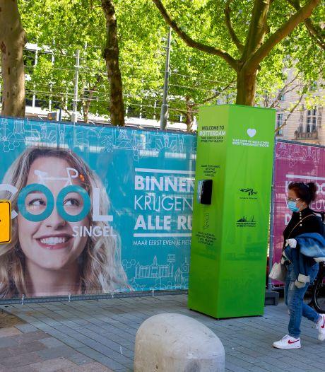 Waarom piekt Rotterdam in coronalijstjes? 'Het is moeilijk in te dammen'