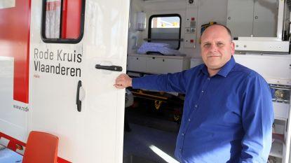 Dieven plunderen lokalen Rode Kruis