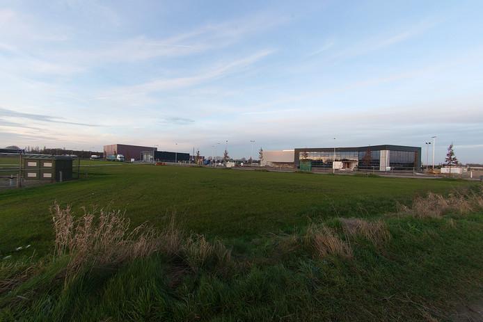 Het A18 Bedrijvenpark.