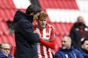 Yorbe Vertessen voelt zich prettig onder trainer Roger Schmidt, die hem kansen gaf bij PSV.