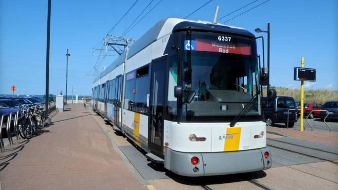 Seul un tram sur cinq circule à la Côte
