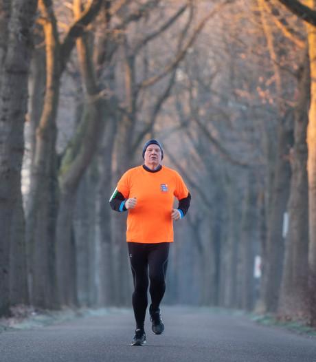 Oisterwijker Ruud Marcelissen gaat voor de hele marathon en de titel van actieheld