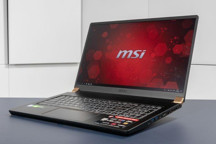 MSI GS75