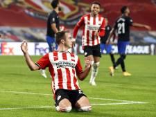 Mario Götze voelt zich na vier weken tevreden bij PSV: 'Het hier en nu telt voor mij'